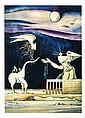 CRUZEIRO SEIXAS (b.1920) - 'Untitled'