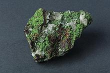Conichalcite and Calcite