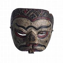 Java 'wayang topeng' theater mask