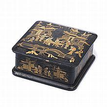 Japanesa Lacquer box