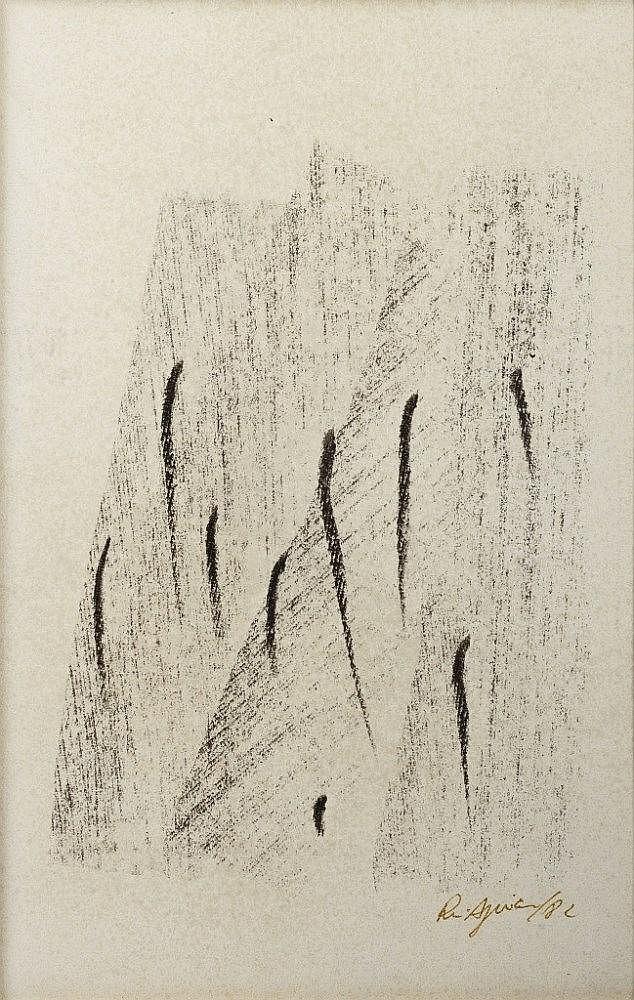 RUI AGUIAR (born in 1944) - 'Sem título' (Untitled)