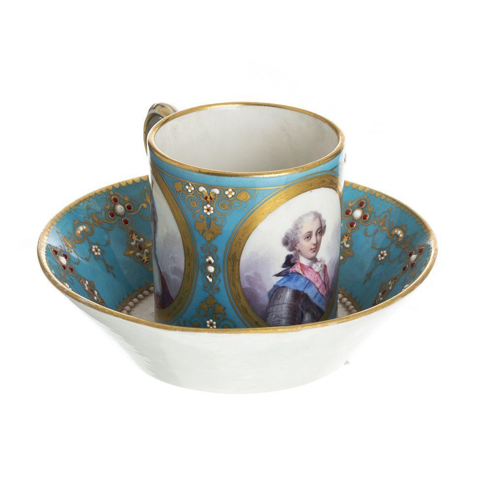 SÈVRES - Cup Duke of Penthievre