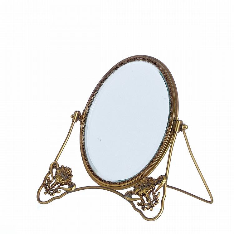 art nouveau mirror. Black Bedroom Furniture Sets. Home Design Ideas