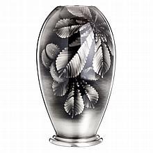 WMF - 'Flowers' art deco vase