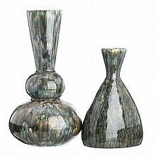 Two modernist vases from Sacavém