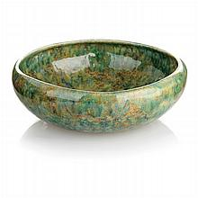 Modernist bowl in faience from Sacavém