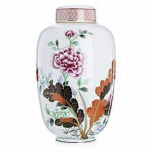 Porcelain vase by Vista Alegre