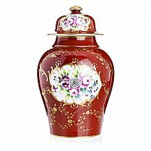 Pot with lid 'flowers' Vista Alegre