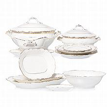 Dinner set from Vista Alegre