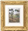 "JOSÉ JÚLIO DE SOUSA PINTO (1856-1939) — ""Landscape"", José Julio"