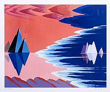 CARLOS CALVET (born 1928) - 'Untitled'