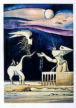 CRUZEIRO SEIXAS (born 1920) - 'Untitled'
