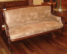 French Louis Phillipe sofa