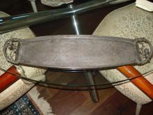 Art Noveau Metal tray