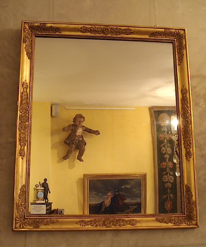 French Empire Period Mirror
