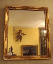 French Empire Period Mirror