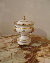 Porcelain Paris drageoir