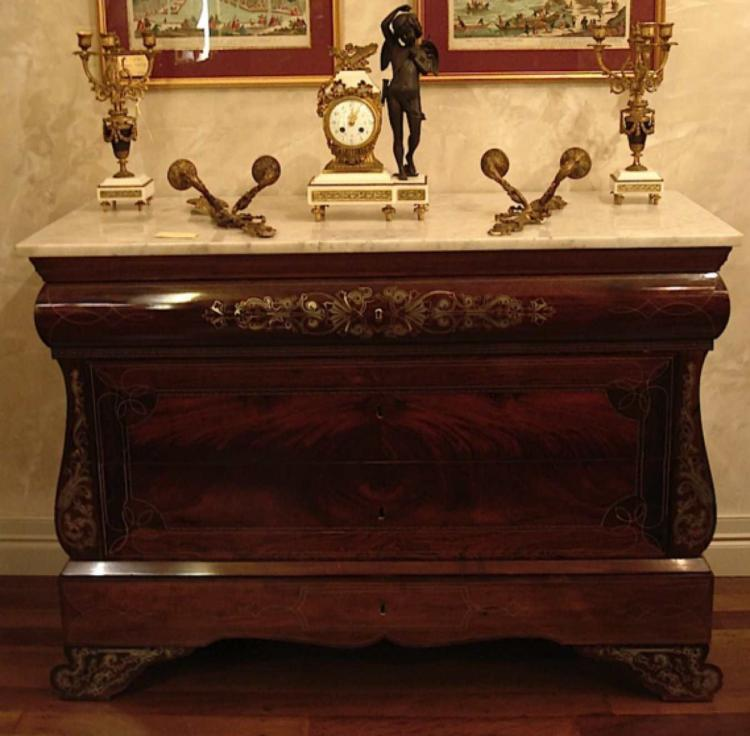 European commode