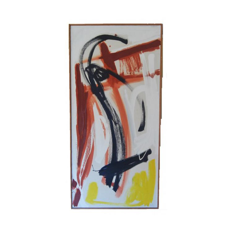 Abstract Oil Painting Mid-century contemporary art