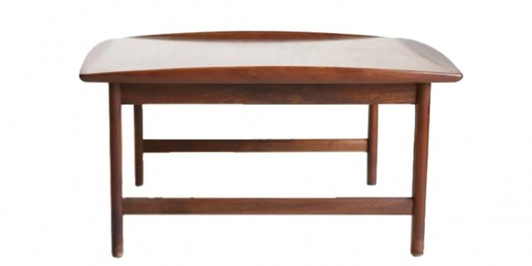 A danish mid century modern teak coffee table for Buy modern coffee table
