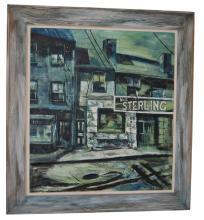 Original Signed Oil Painting