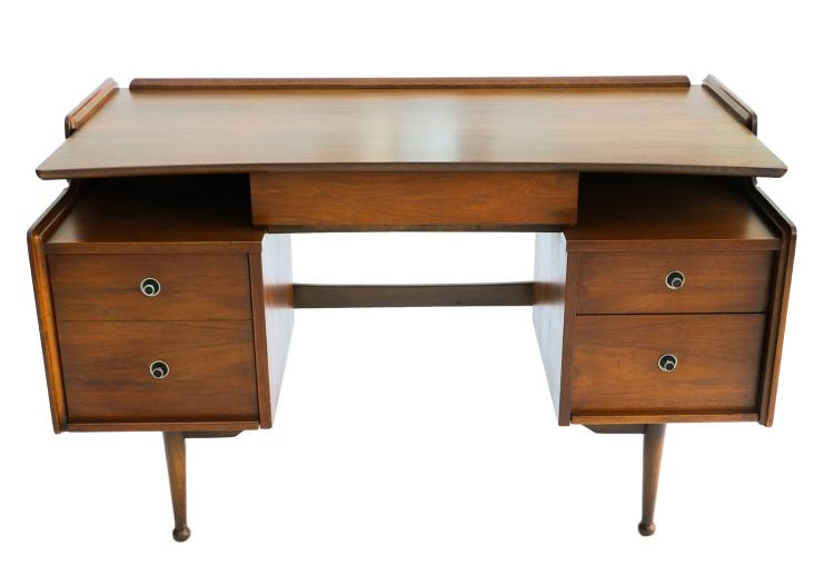 Mid Century Mainline Hooker Floating Desk