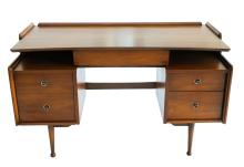 Mid Century Mainline Hooker Floating Desk