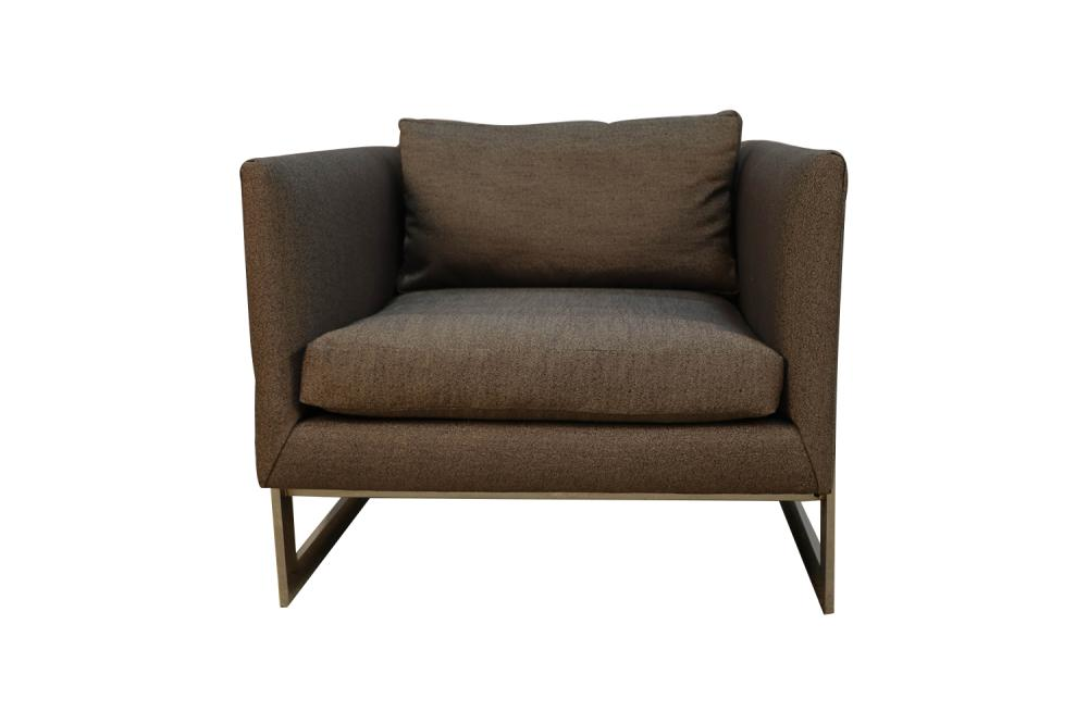 Outstanding Mid Century Milo Baughman Thayer Coggin Chrome T Back Lounge Chair Forskolin Free Trial Chair Design Images Forskolin Free Trialorg