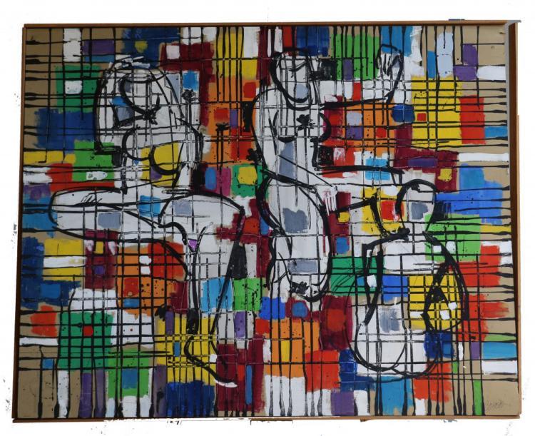 "Alvin Cohen ""Images in Colors"""