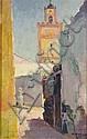 BERTUCHI MARIANO (1885-1955), Mosquée au Maroc, Mariano Bertuchi, Click for value