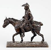 Emmanuel de SANTA COLOMA (1829-1886) Le retour du