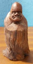 Carved Root Figure