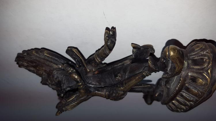 Bronze Varahi Goddess