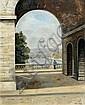 René DUREY (1890-1959) Le Viaduc d'Auteuil Huile, René Durey, Click for value