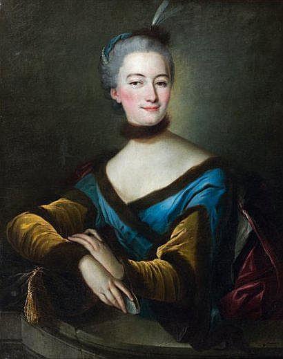 Attribué a Charles Amédée VAN LOO (1719-1795)