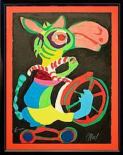 Karel Appel (Dutch, 1921-2006),