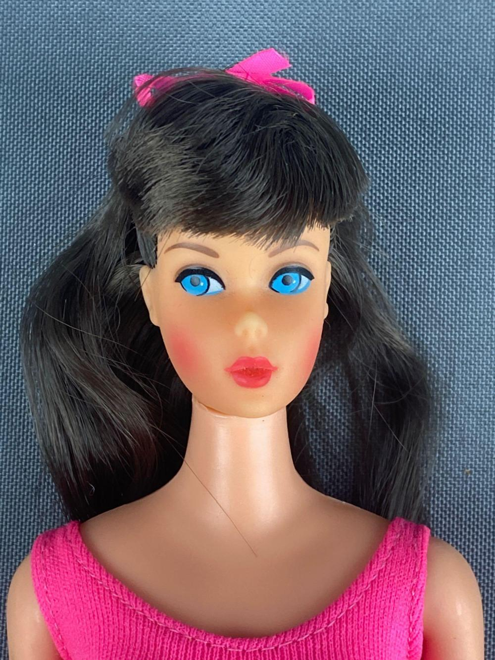 1958 Barbie Teenage Fashion Model doll