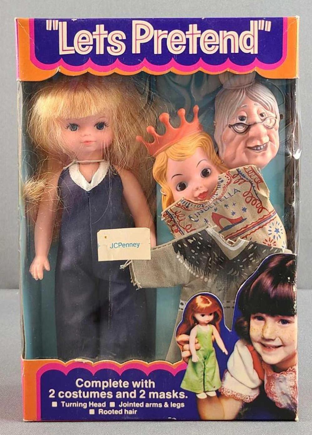 Fun World Lets Pretend doll