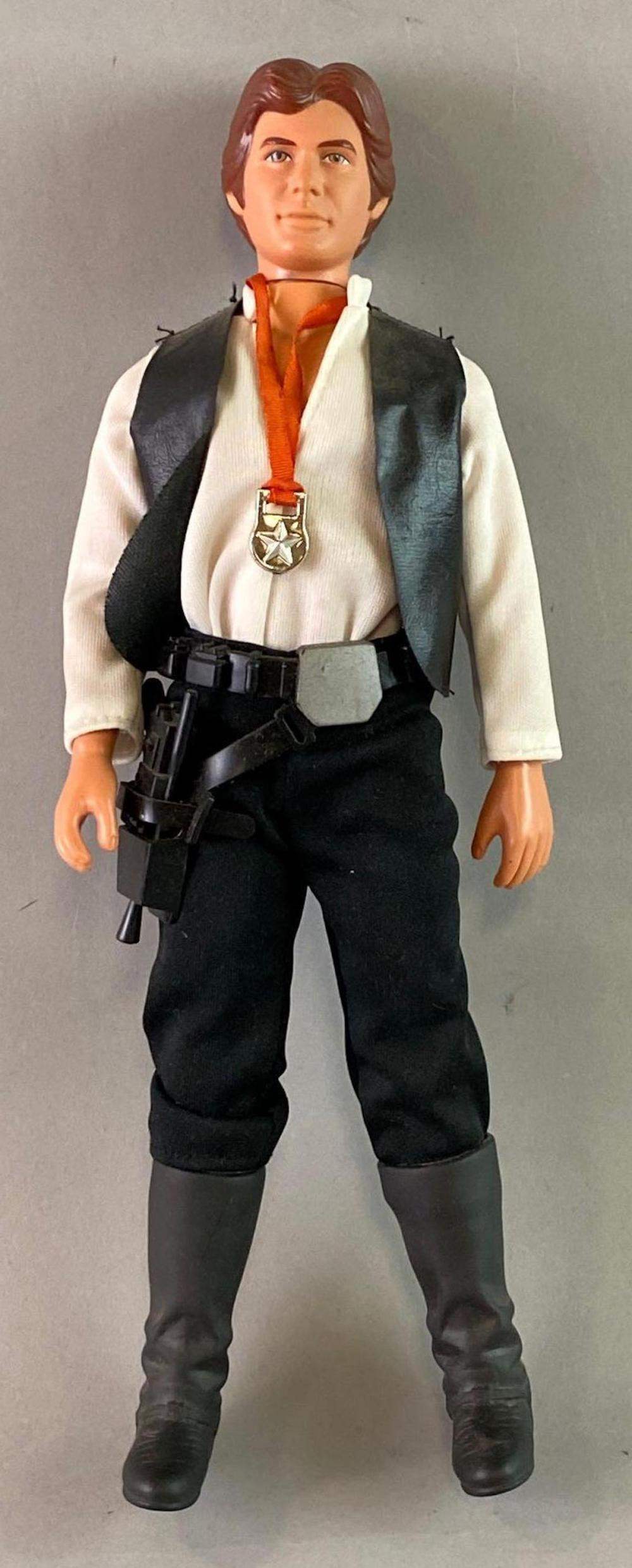 Kenner Star Wars Han Solo Action Figure