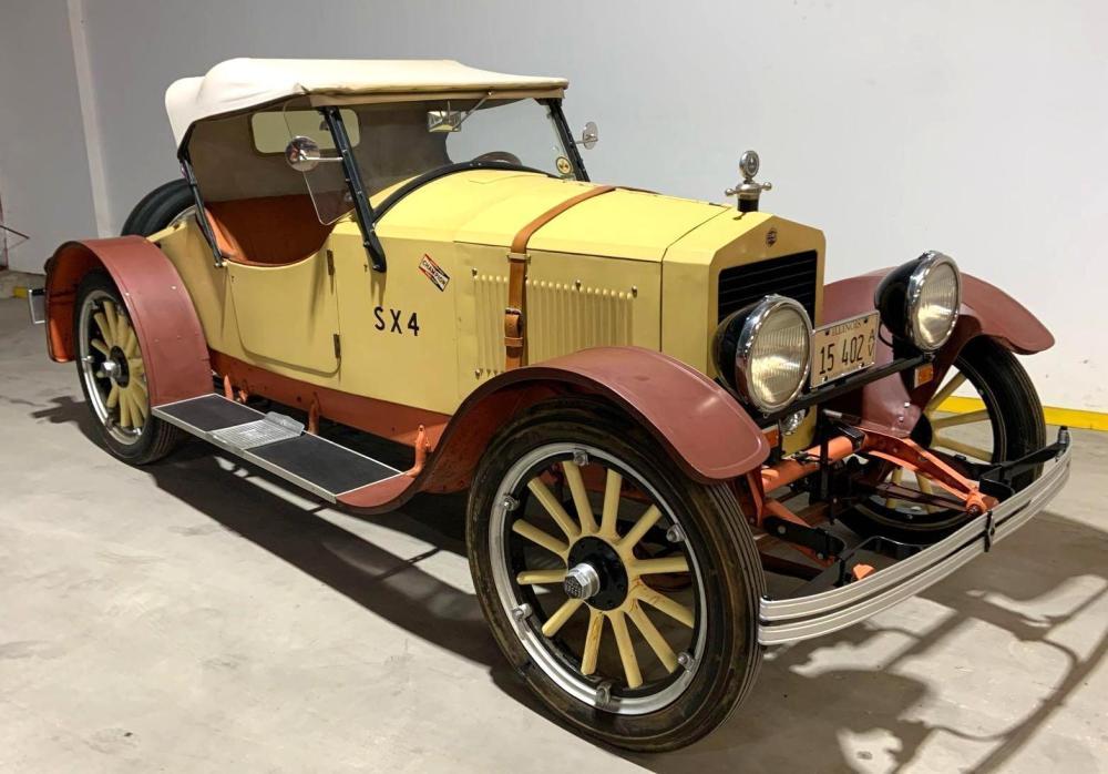 1920 Essex Roadster