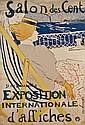 Henri de Toulouse-Lautrec (1864-1901)- La Passagere du 54 (Salon des Cent)