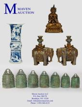 FINE ASIAN WORKS OF ARTS AND ANTIQUES