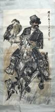 A CHINESE INK PAINTING