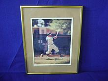 Autographed photo of Harmon Killebrew