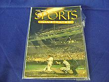 August 16, 1954 First Issue of Sports Illustrated
