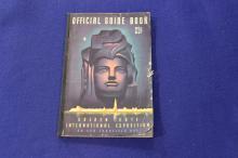 Official Guidebook:  Golden Gate International Exposition on San Francisco Bay World's Fair.