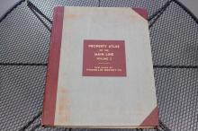 Property Atlas of the Main Line Penna; including the Township of Lower Merion and the borough of Narberth in Montgomery County and the townships of Haverford and Radnor in Delaware County. Vol I