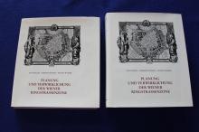 Die Weiner Ringstrasse vol. III:  Planung und Verwirklichung Der Wiener Ringstrassenzon.  Parts I and II