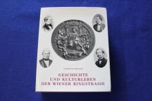 Die Weiner Ringstrasse vol. I, IV:  Wirstchaftsfunktion und Sozialstruktur der Wiener Ringstrasse