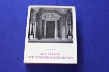 Die Weiner Ringstrasse vol. IV:  Die Steine Der Wiener Ringstrasse